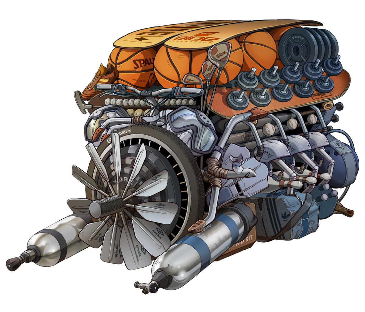 sports engine